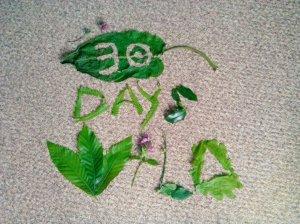 #30DaysWild
