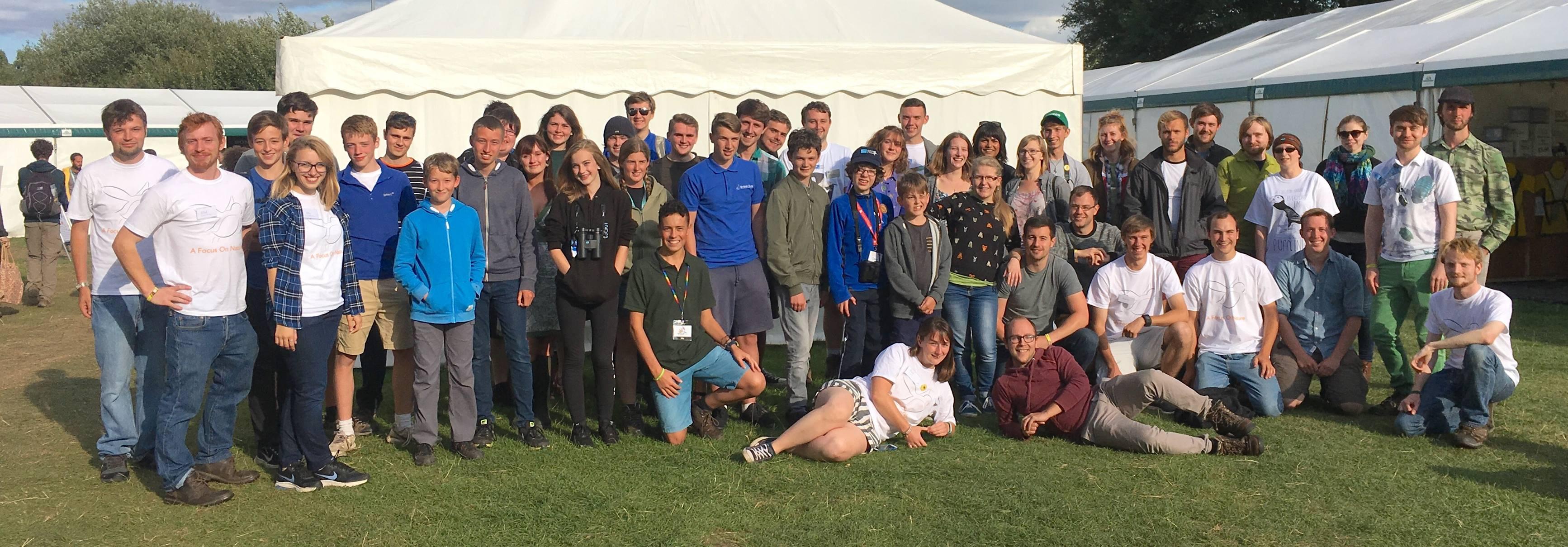 Birdfair 2017 - AFON Members