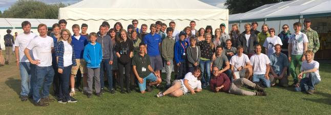 Birdfair 2017 - AFON Members